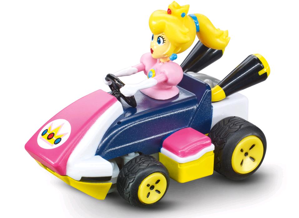 Carrera - Nintendo 2,4GHZ - Super Mario RC Mini - Peach (370430006)