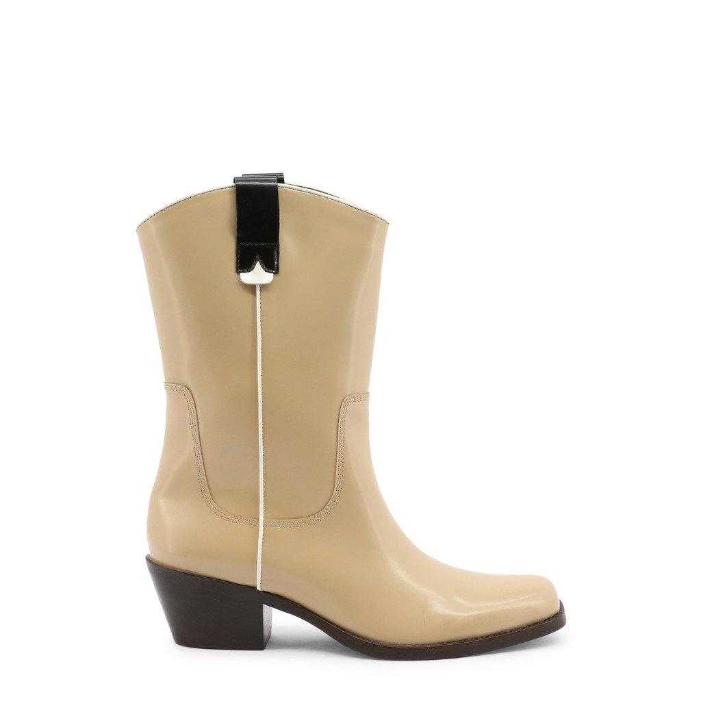 Calvin Klein Women's Ankle Boots Brown 349305 - brown EU 35