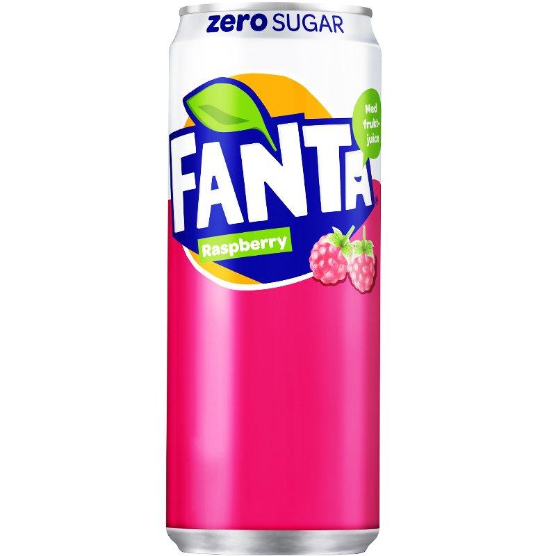 Fanta Zero Hallon - 18% rabatt