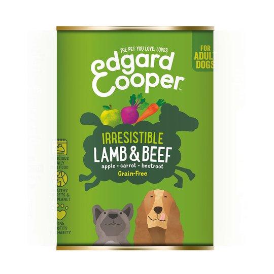 Edgard & Cooper Dog Lamm & Nötkött (400 g)