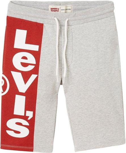 Levi's Bermuda Shorts, China Grey 8år