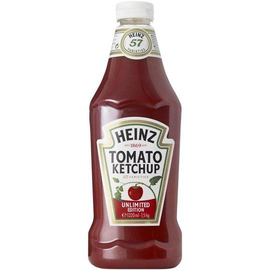 Ketchup Storpack - 34% rabatt