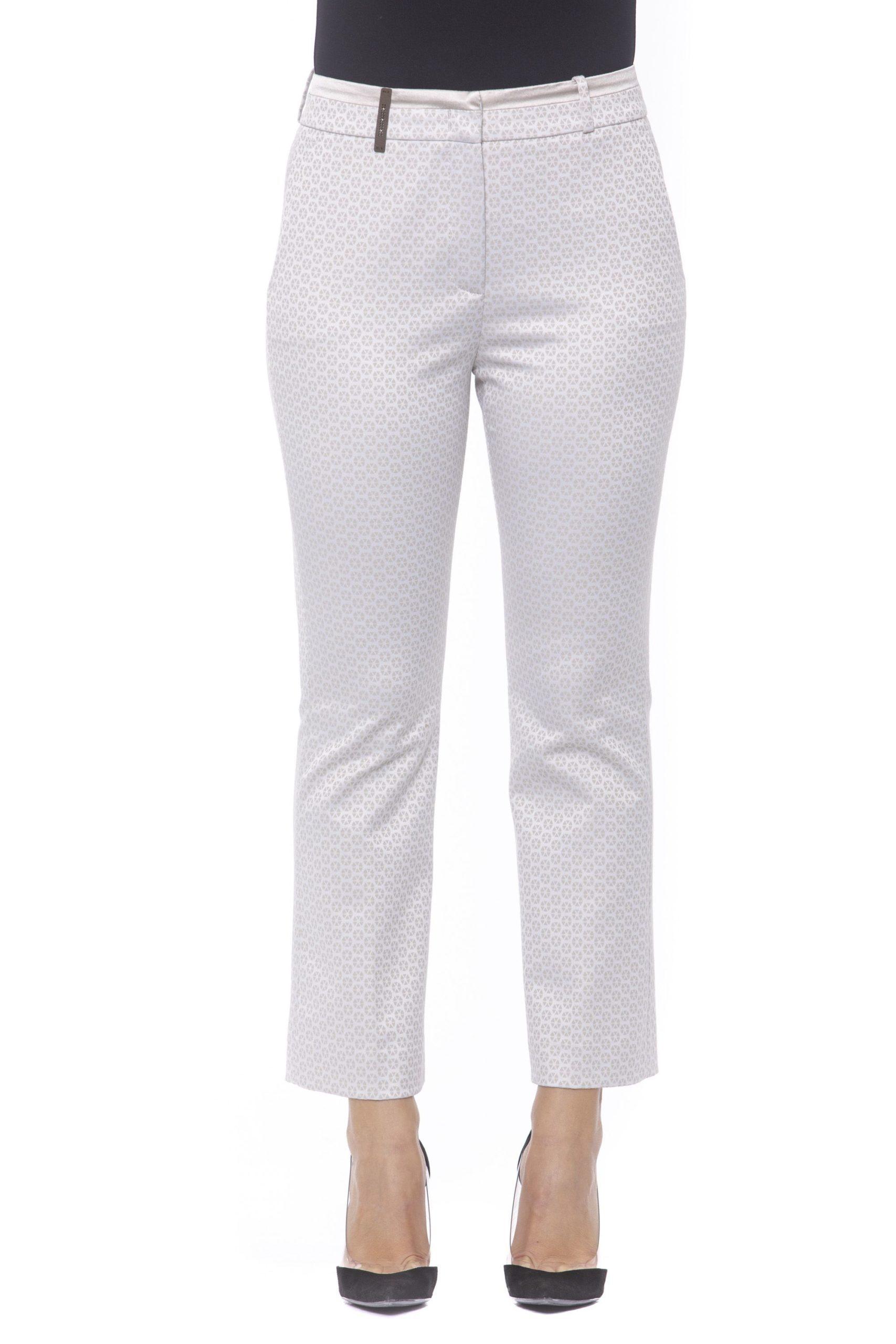 Abeige Jeans & Pant - IT42   S