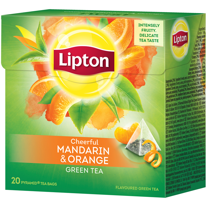 Te Grönt Mandarin 20-pack - 35% rabatt