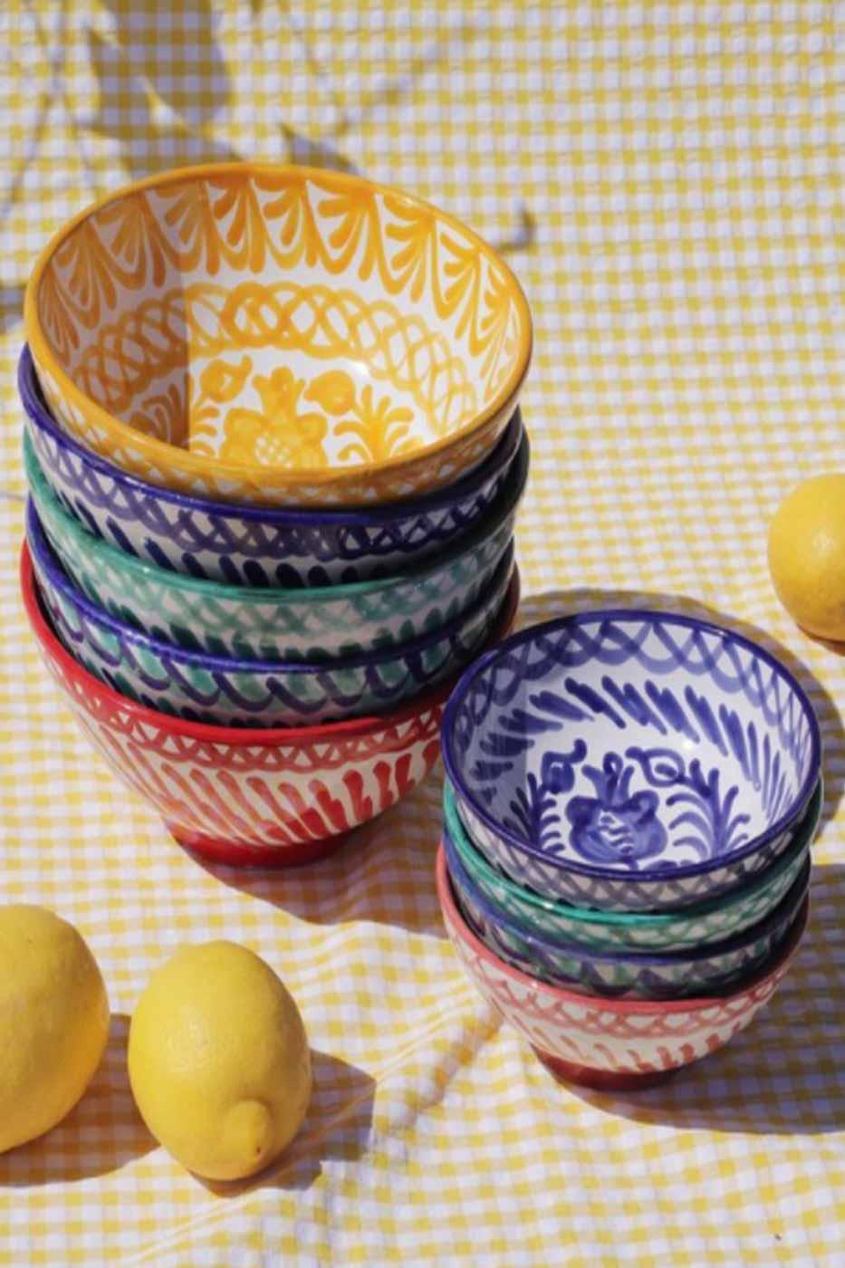 Skål Granada 14 cm Blå