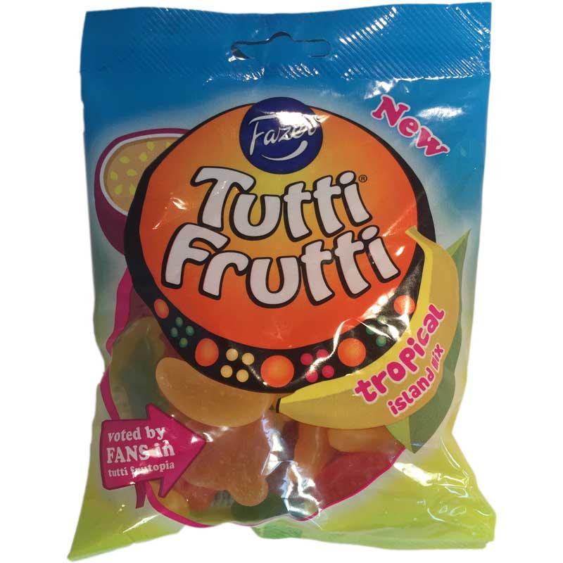 Tutti Frutti tropical - 33% rabatt