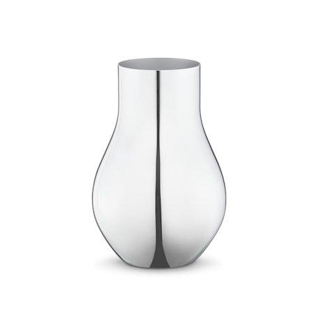 Cafu Vase 21,6cm Rustfritt Stål