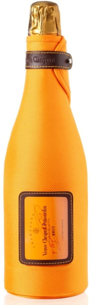 Veuve Clicquot Yellow Label Brut Champagne Ice Jacket 75cl