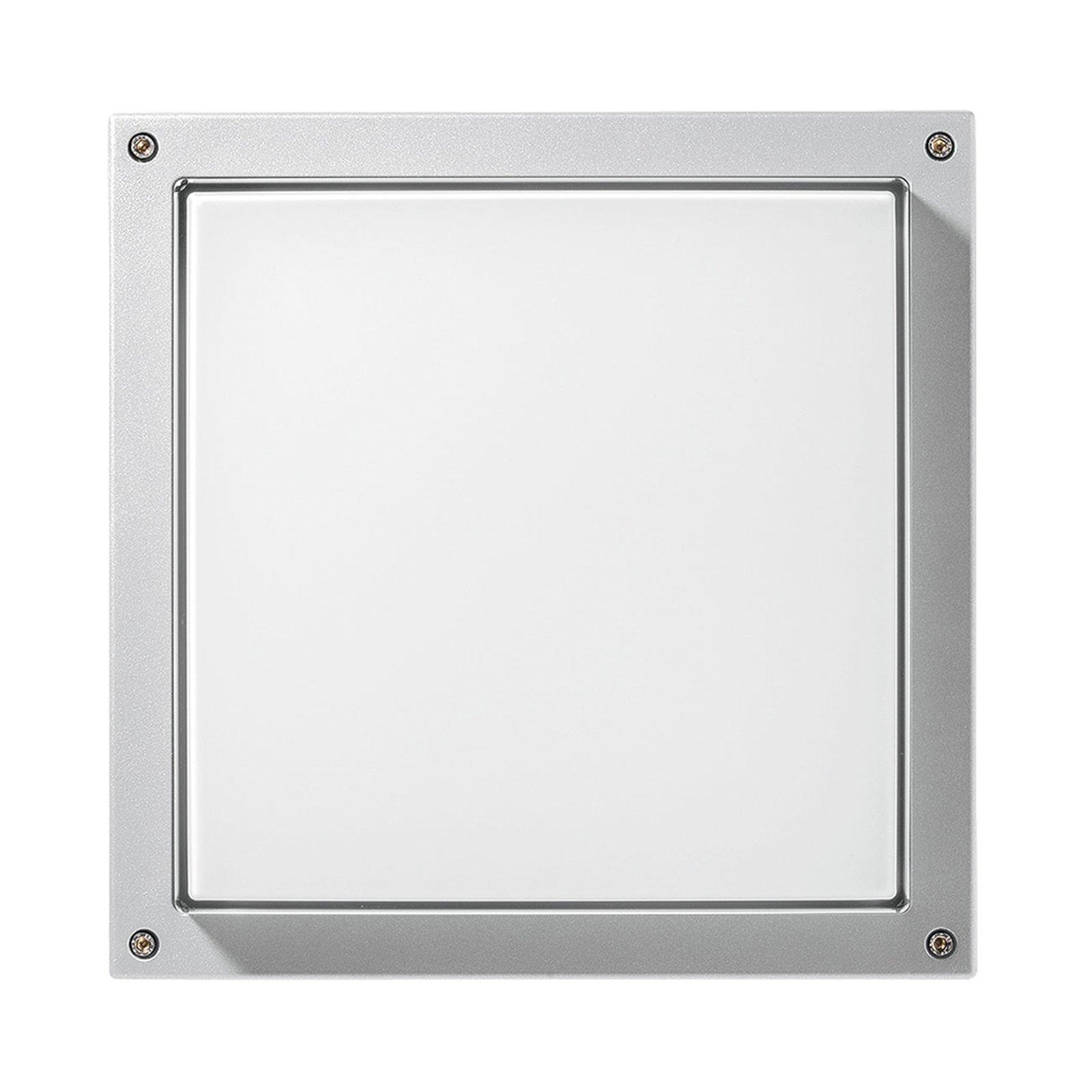 Vegglampe Bliz Square 40 3 000 K, hvit dimbar