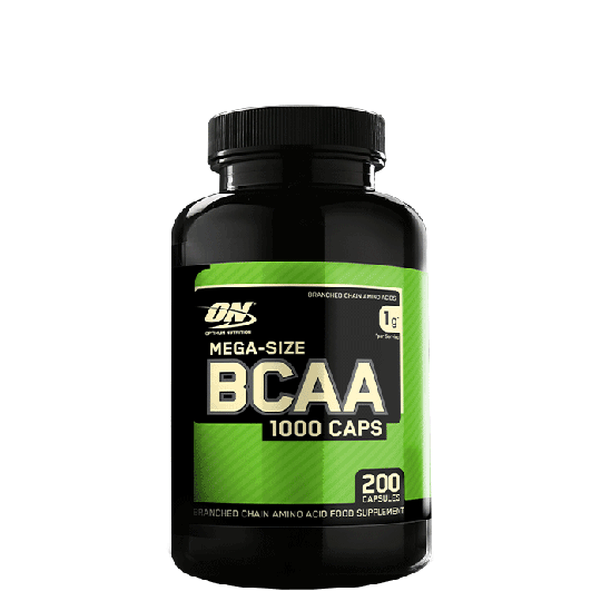 BCAA 1000, 200 caps