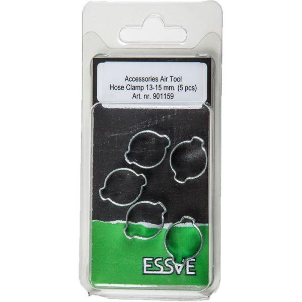 ESSVE 901159 Slangeklemme 13-15mm, 5-pakning