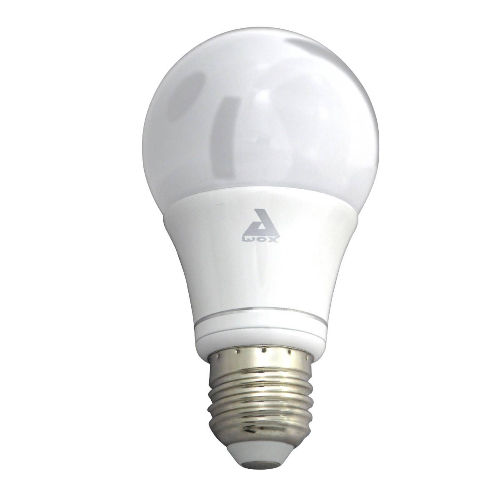 AwoX Smart -LED-lamppu E27, 2 700 - 6 000 K, 9 W