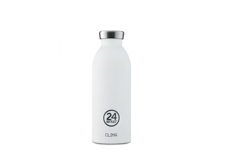 24 Bottles - Clima Bottle 0,5 L - Ice White (24B141)