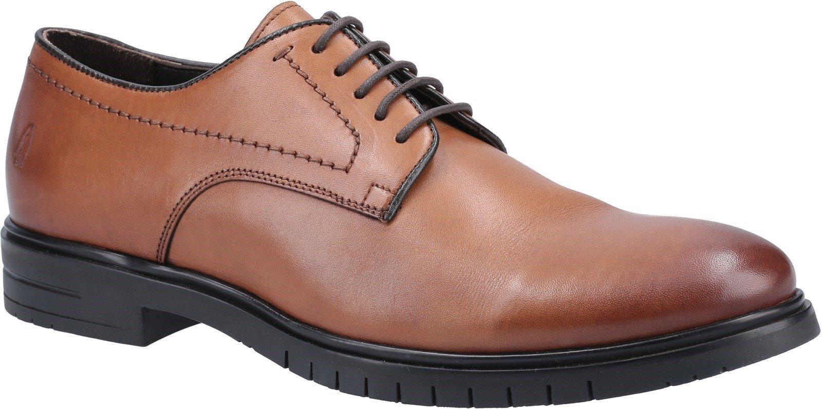 Hush Puppies Men's Sterling Lace Brogue Shoe Tan 31992 - Tan 6