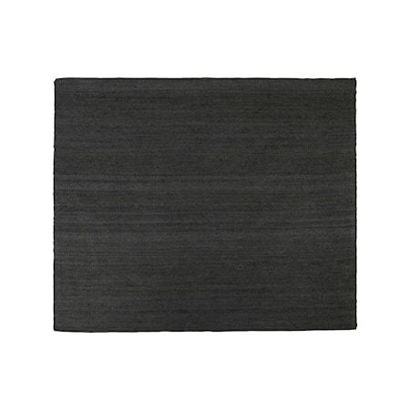 Matta Hempi Svart 250x250 cm