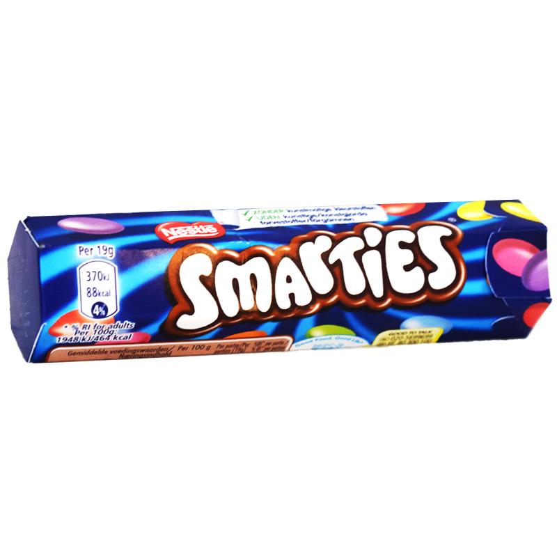 Smarties - 44% rabatt