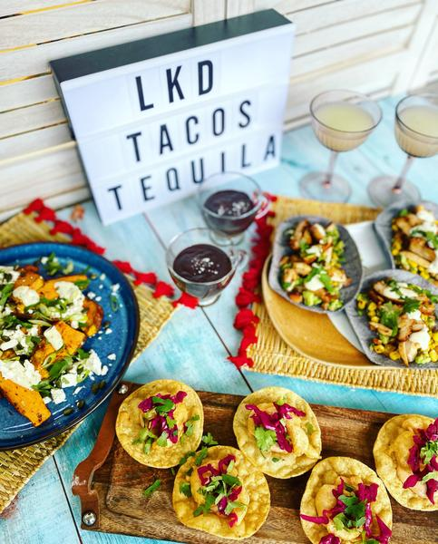 At Home: Taco Y Tequila Cook Along