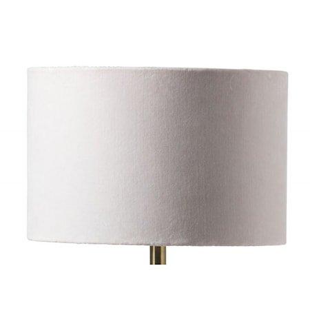 Sanna 38 cm lampeskjerm - Pale pink