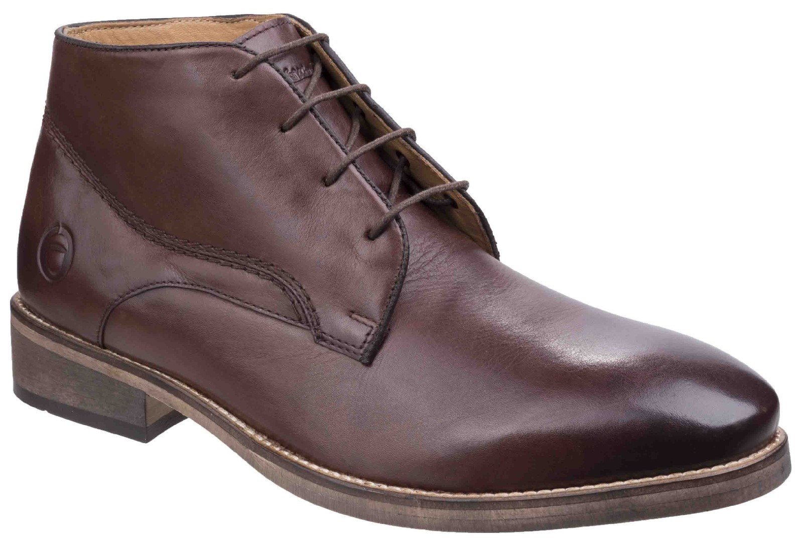 Cotswold Men's Maugesbury Ankle Boot Various Colours 26269 - Dark Brown 12