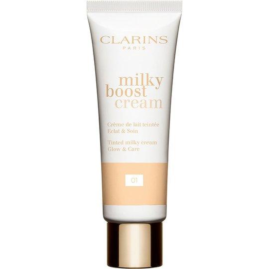 Milky Boost Cream, 45 ml Clarins BB-voiteet
