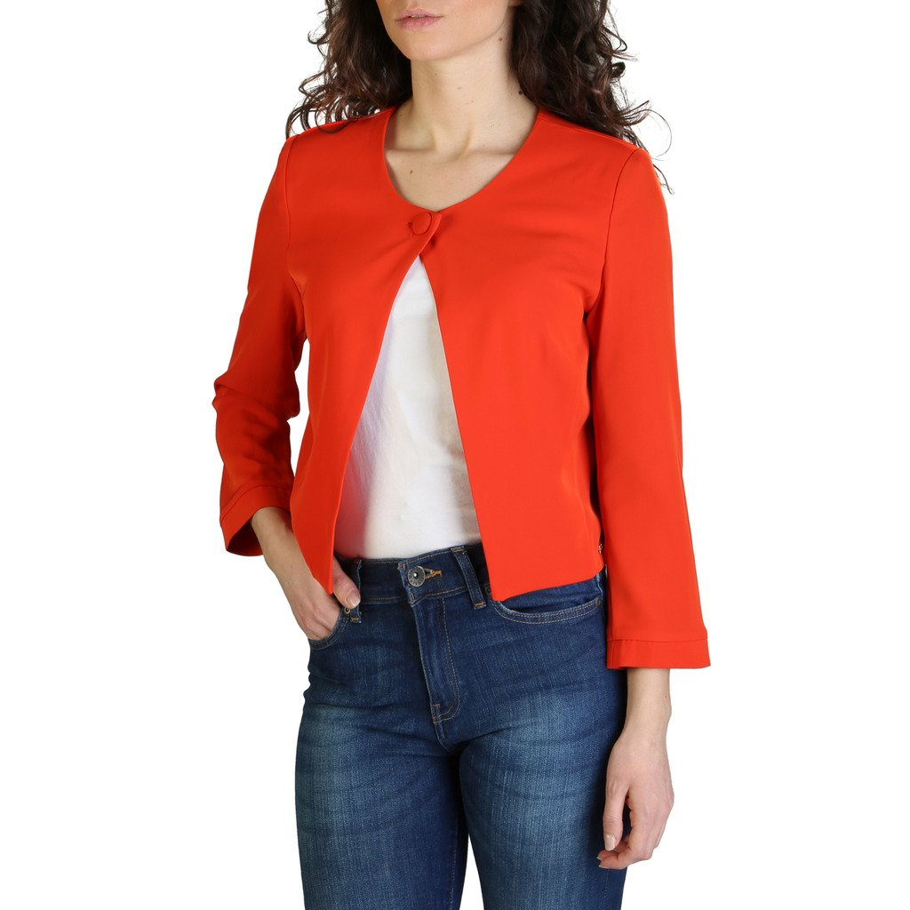 Yes Zee Women's Jacket Various Colours G402_EH00 - red XS
