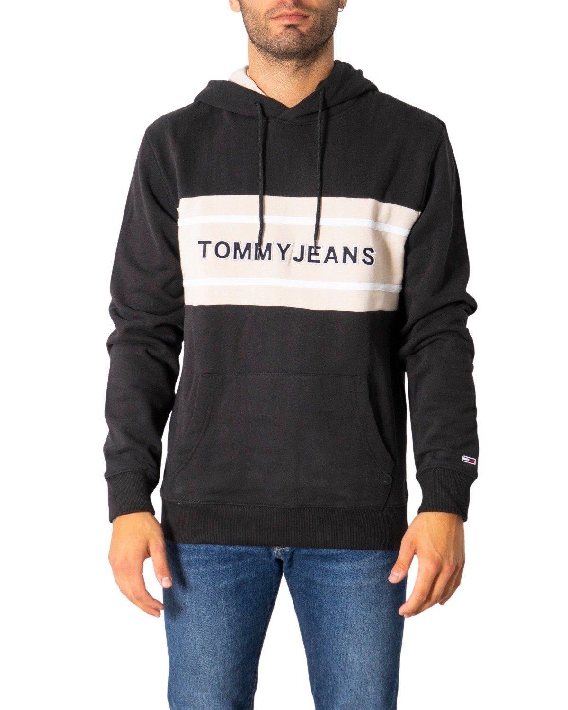 Tommy Hilfiger Jeans Men's Sweatshirt Various Colours 304984 - black XS