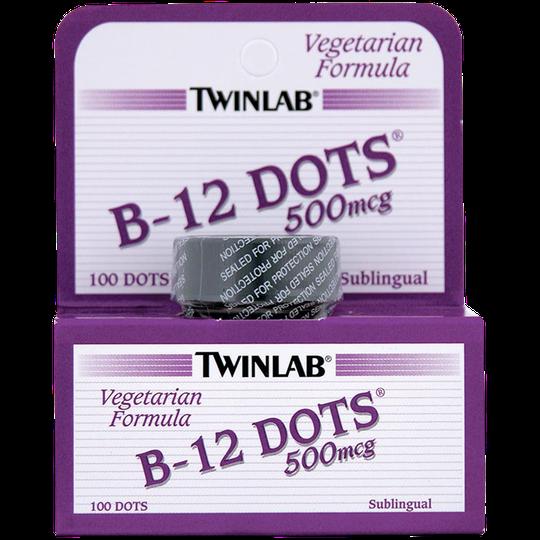 B12 Dots, 500 mcg, 100 tablettia
