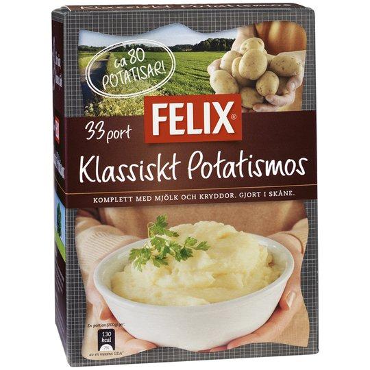 Potatismos - 24% rabatt