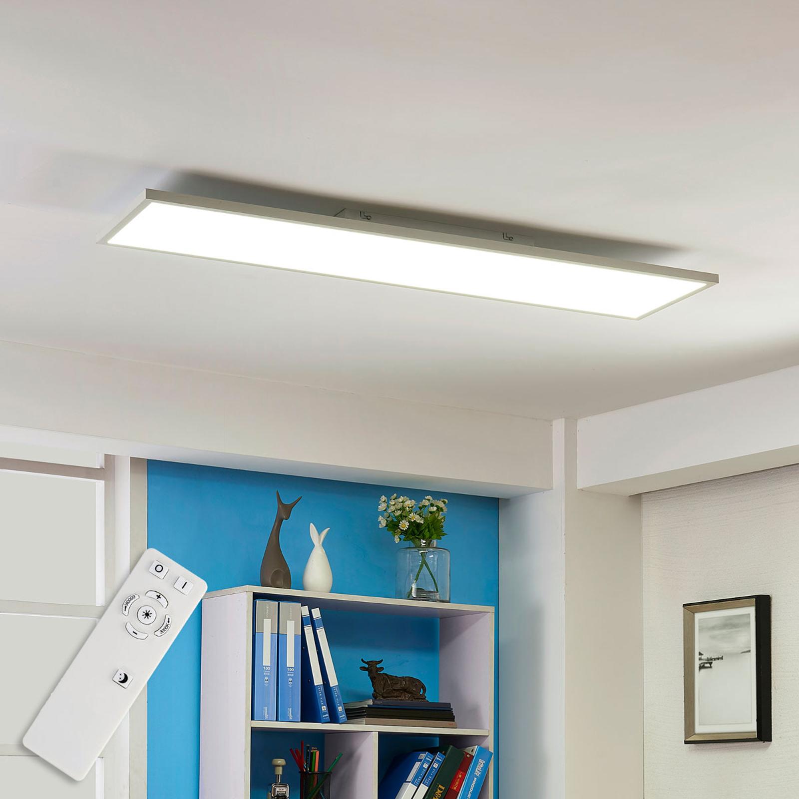 Arcchio Philia -LED-paneeli, CCT, 120 cm, 30 W