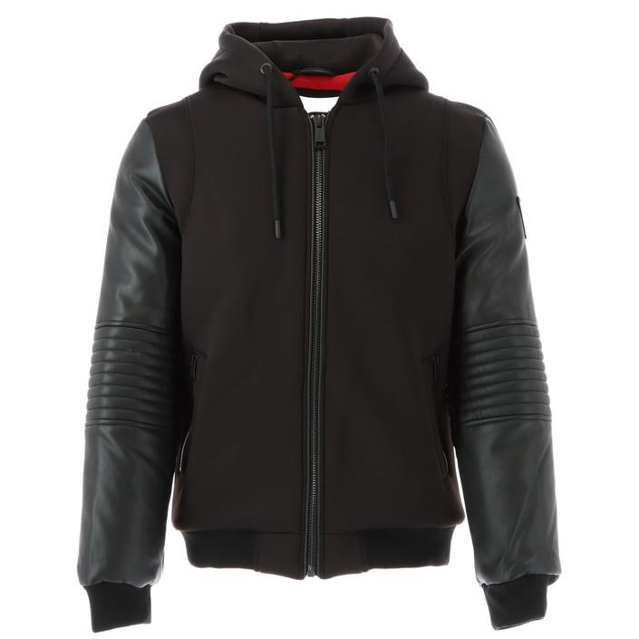 Guess Men's Jacket Black 280089 - black XS