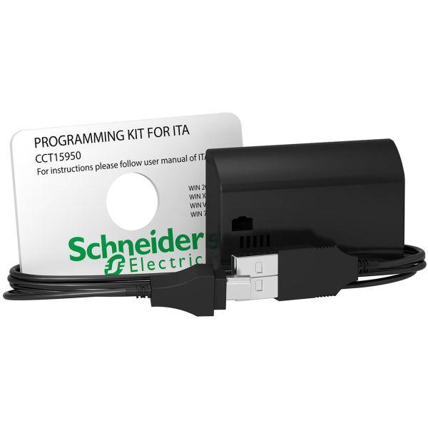 Schneider Electric ITA 1C-4C Programmeringssett for Windows 7/XP/2000