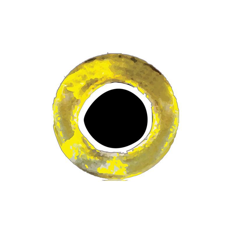 Pro Flexi Eyes Gold 3 mm 96 stk