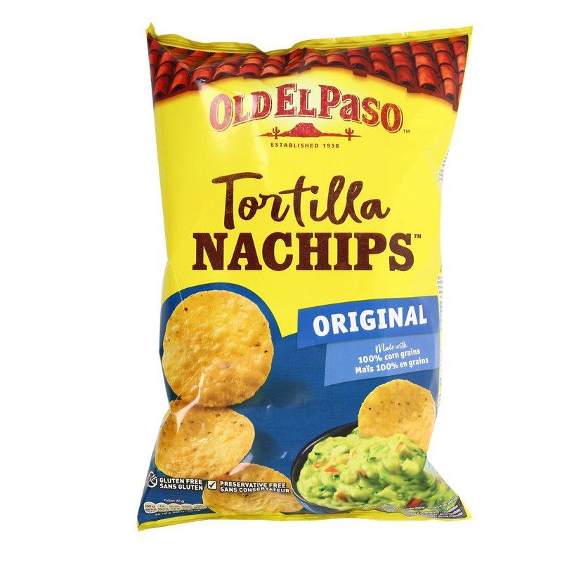 Nachochips - 25% rabatt