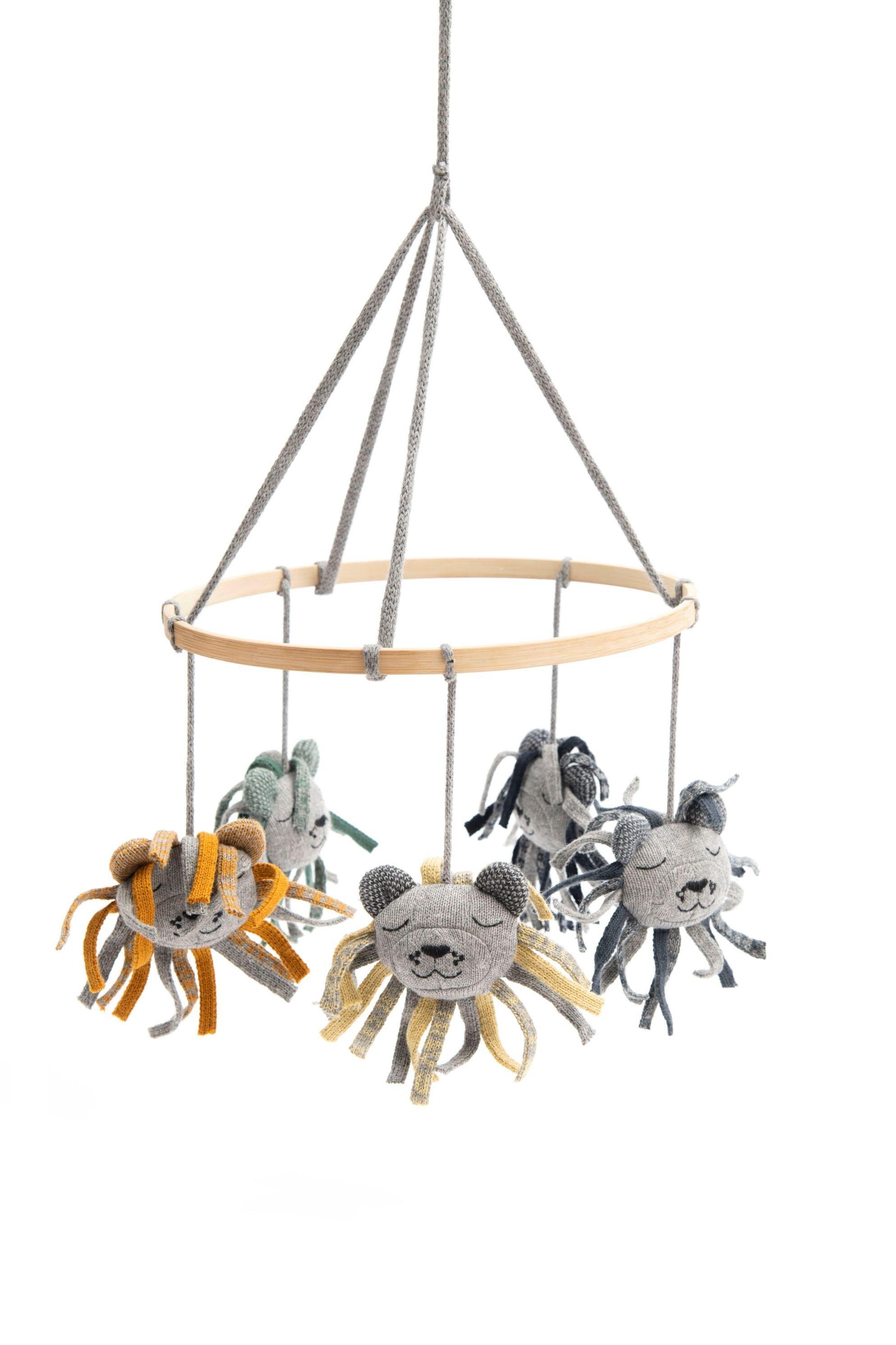 Smallstuff - Hanging Mobile - Multi Lion