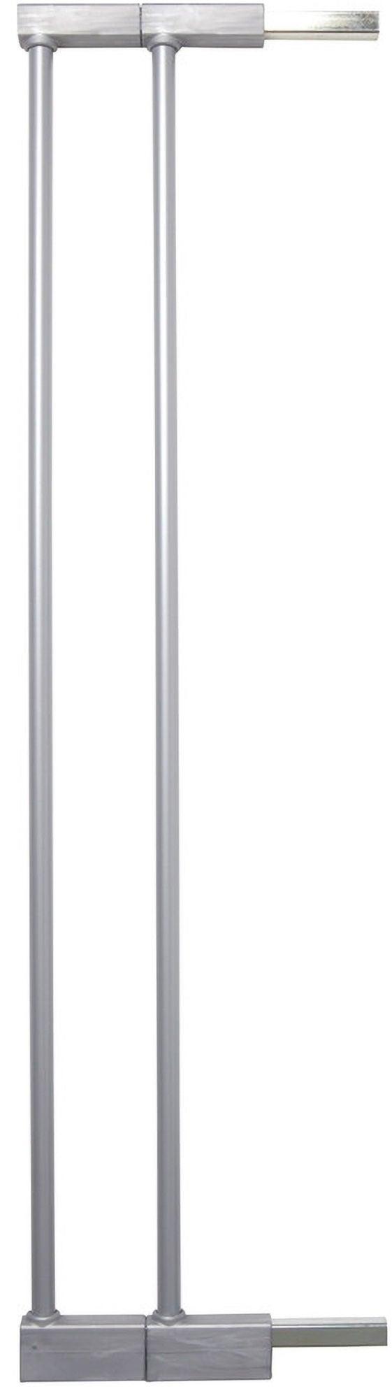 BabyDan Extend-A-Gate Turvaportin Jatkopalat 2 x 7cm, Hopea