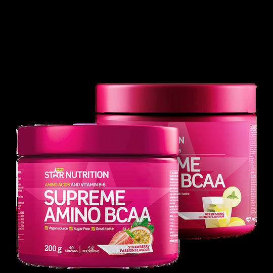 Supreme Amino BCAA 350g + 200 g på köpet