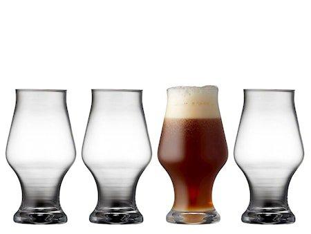 Ølglass Dark beer 57 cl 4-pakning