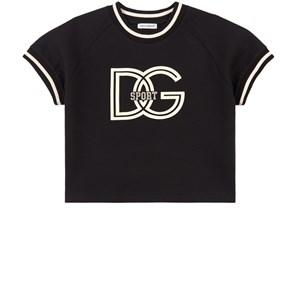 Dolce & Gabbana DG Logo Tröja Svart 5 år