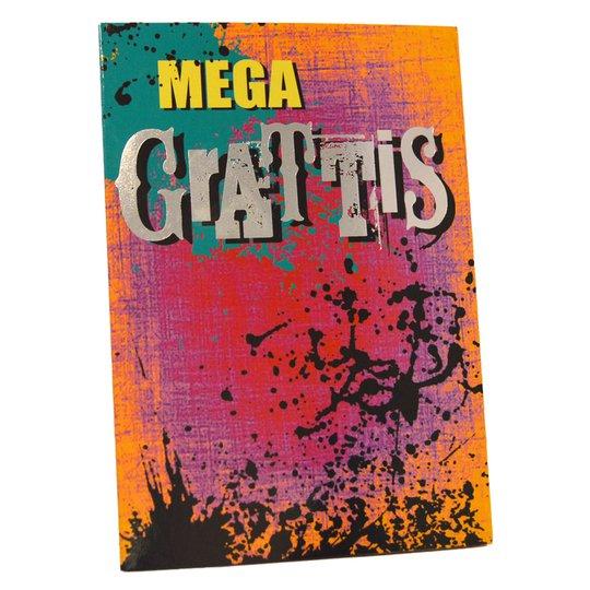 "Kort Dubbelt ""Mega Grattis"" - 97% rabatt"