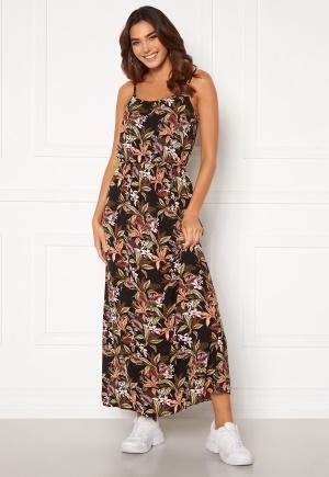 ONLY Nova Lux Strap Maxi Dress Black 36