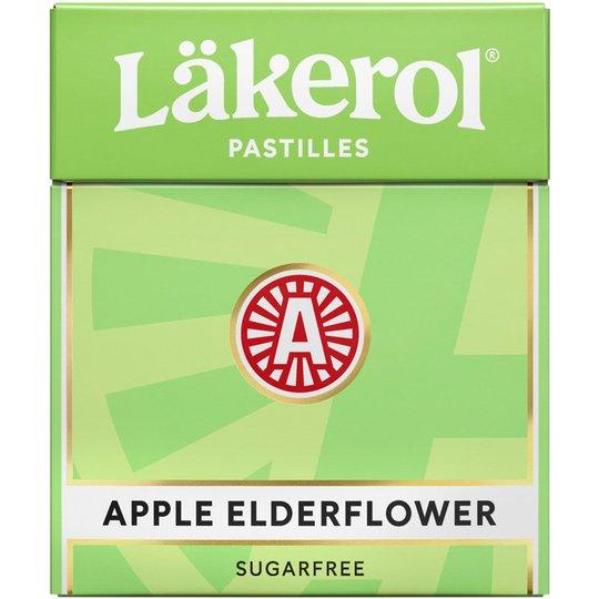 Läkerol Äpple & Fläder - 20% rabatt