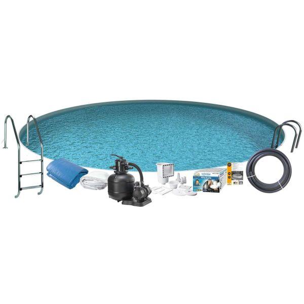 Swim & Fun 2791 Allaspaketti Ø4,2 x 1,2 m, 14 540 l