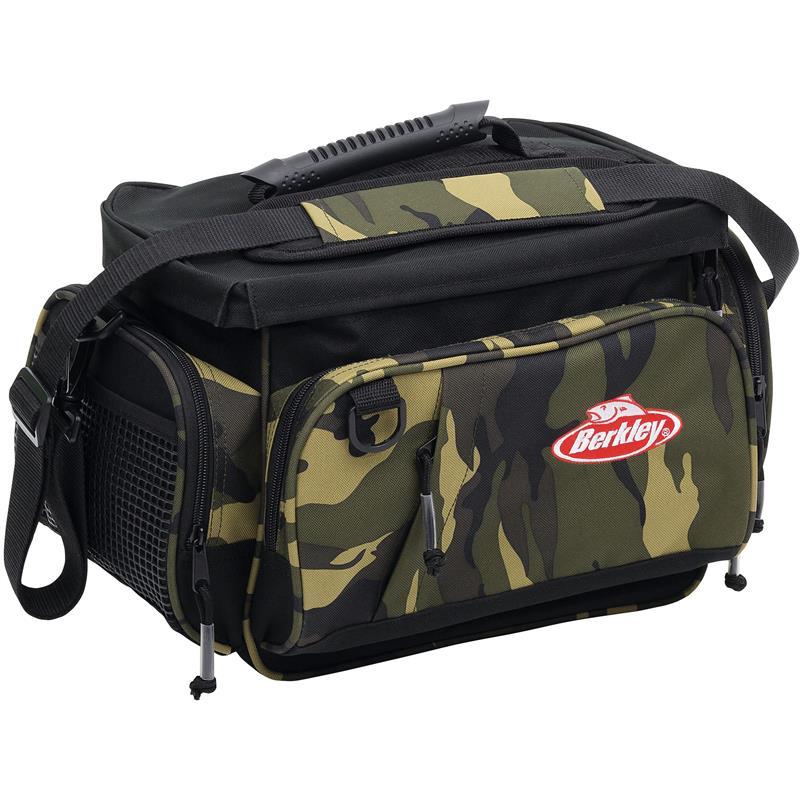 Berkley Camo Shoulder Bag 39 x 23 x 27 cm