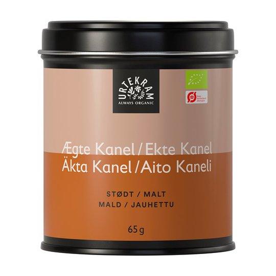 Urtekram Food Äkta Kanel Mald, 65 g