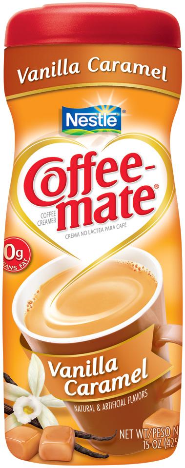 Nestle Coffee-Mate Vanilla Caramel 425g