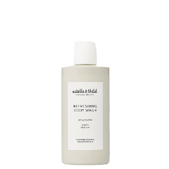 Citrus Menthe Refreshing Body Wash, 200 ml
