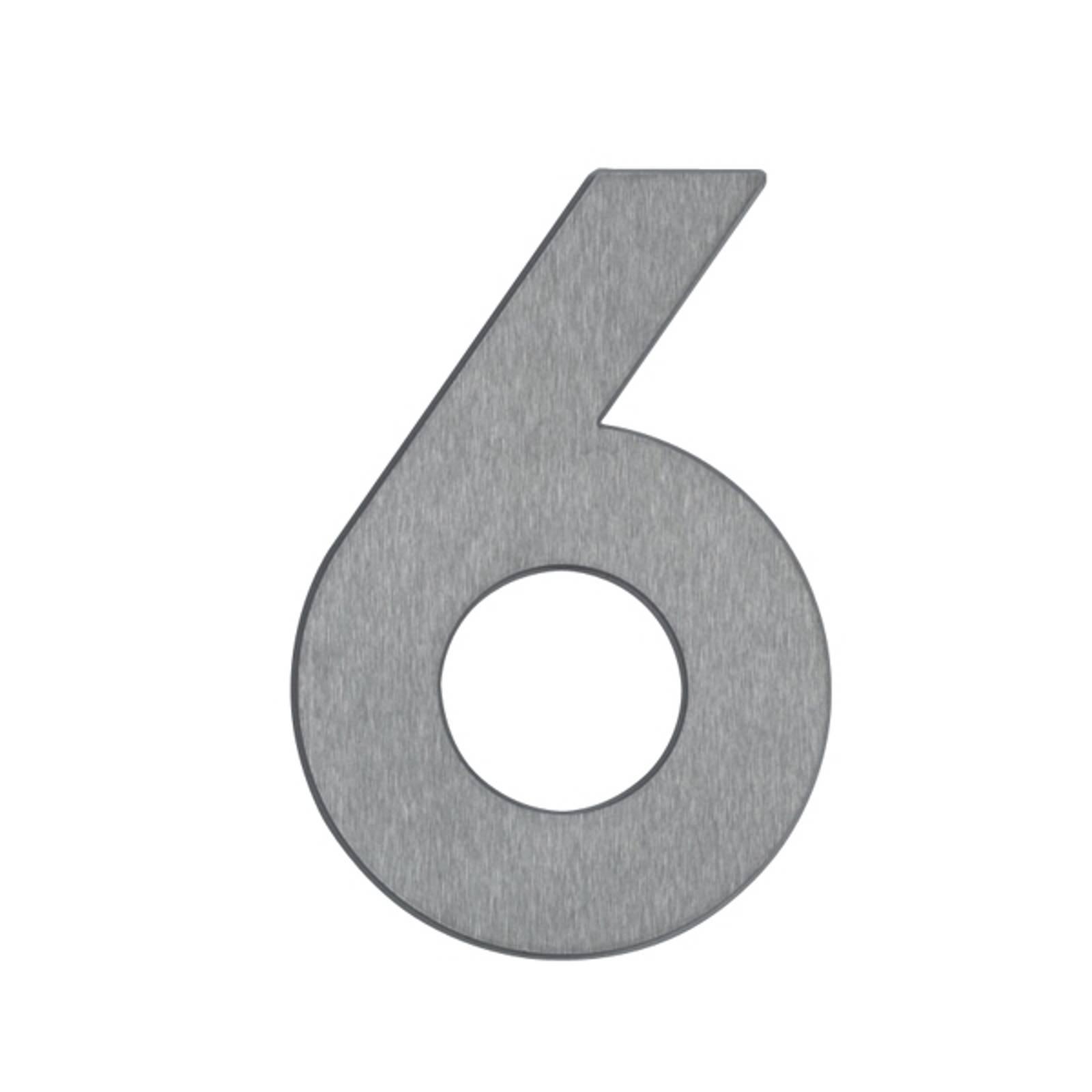Talonumero 6 – ruostumatonta terästä