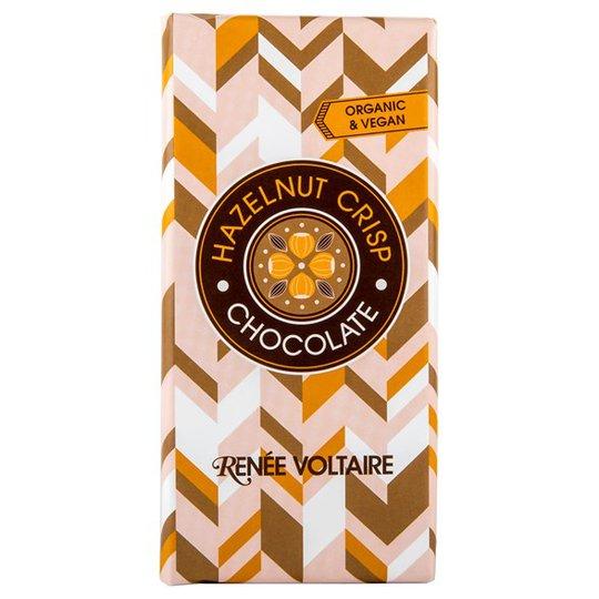 Renee Voltaire Chokladkaka med Hasselnötskrisp, 80 g