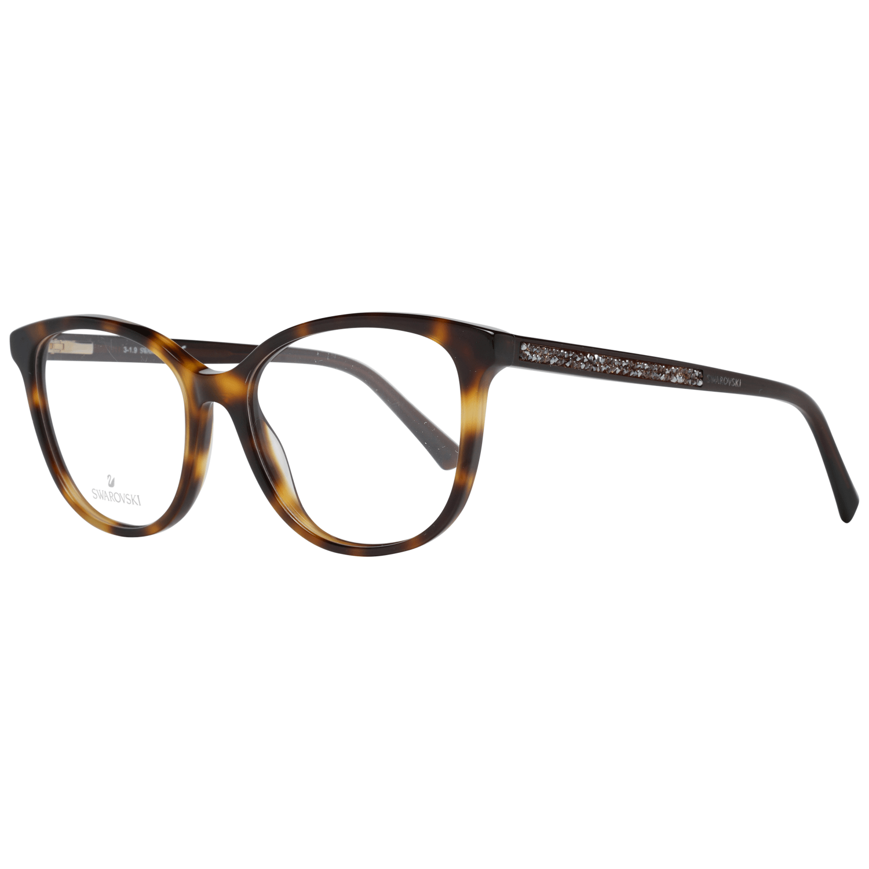 Swarovski Women's Optical Frames Eyewear Brown SK5264 52052
