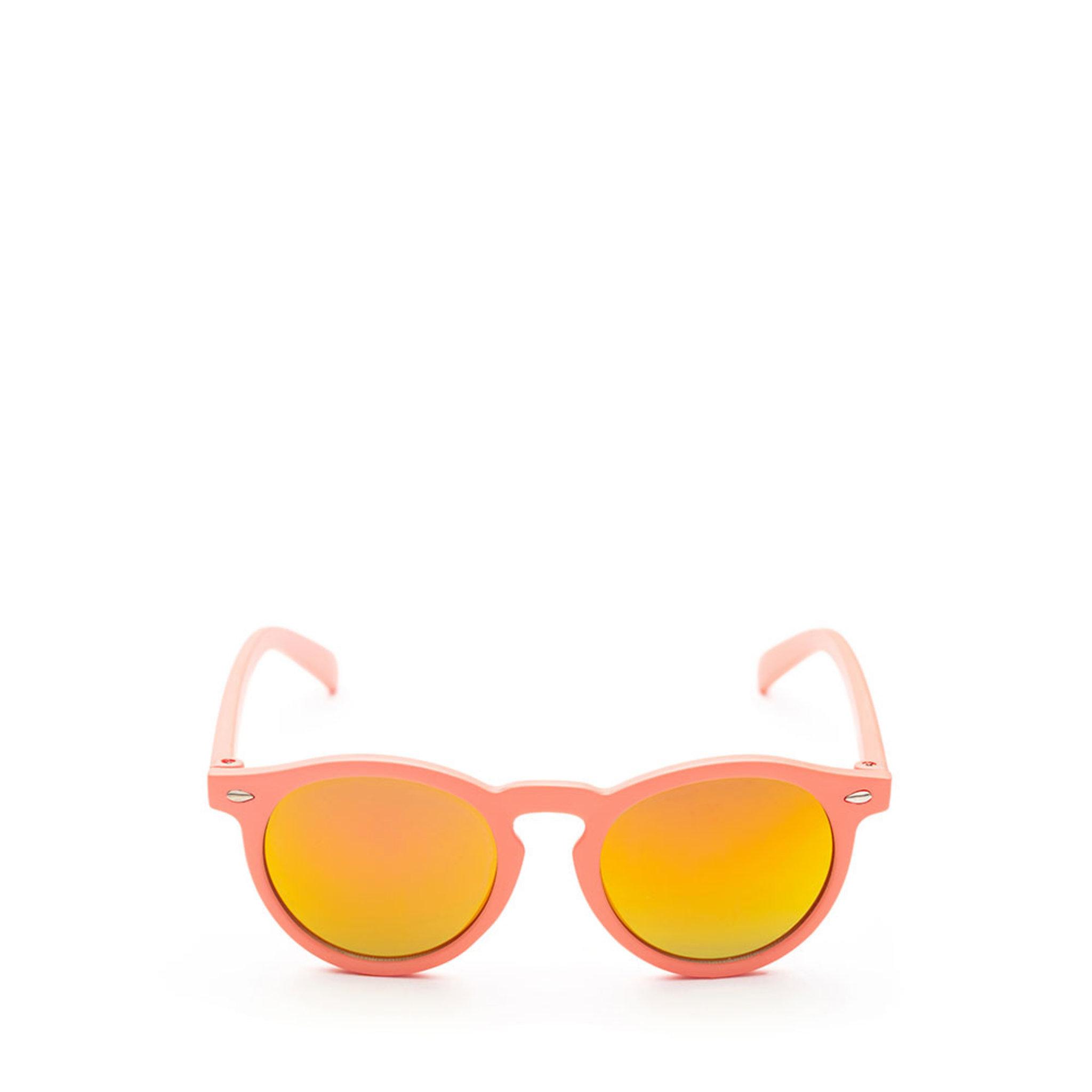Peach barnsolglasögon